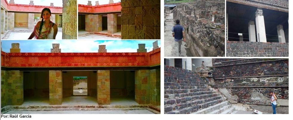 El Templo de la Mariposa-quetzal en Teotihuac�n