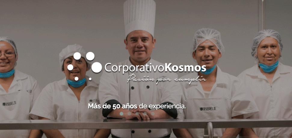 Corporativo Kosmos, comprometido con Mexico